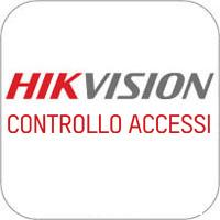 HIKVISION CONTROLLO ACCESSI