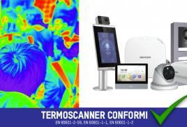 Termoscanner Certificati