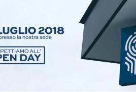Gam - Open Day del 12 Luglio 2018