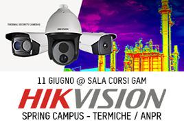 HikVision - Termiche/ANPR