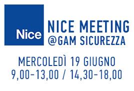 Nice Meeting del 19-06-2019