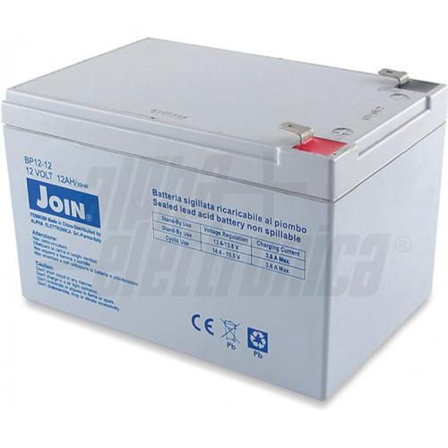 Capacita': 12 Ah</br>Tensione: 12 V</br>Tecnologia: Piombo AGM</br>Dimensioni: 98mm x 150mm x 95mm</br>