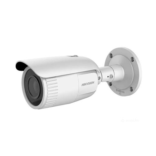 """CMOS a scansione progressiva 1/2,8"""", risoluzione 1920x1080: 25 fps, obiettivo </br>2,8-8 mm, sensibilità 0,01 Lux / F2.0 (0 Lux con illuminatore IR acceso)</br>IR fino a 30 m.</br>Compressione H.265 / H.264 / MJPEG / H.265 + / H.264+</br>ICR, 3D DNR, WDR - 120 dB BLC, rilevamento del movimento ONVIF</br>Alimentazione 12 VDC, 0,9 A, max 11 W</br>PoE: (802.3af, da 36 V a 57 V), 0,4 A a 0,2 A, max 12,9 W.</br>"""