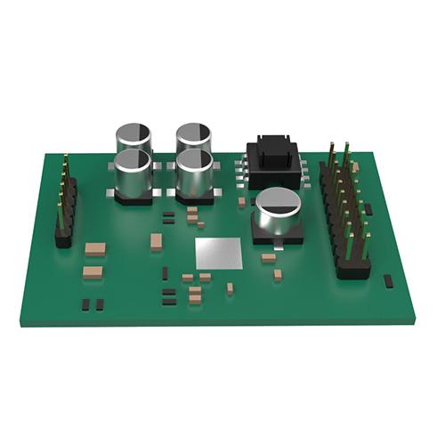 Modulo di espansione con 2 porte FXS.</br>Aggiunge alla centrale 2 porte per telefoni analogici BCA.</br>Se da installare su centrale S100 o S300, necessita di scheda EX8.</br>