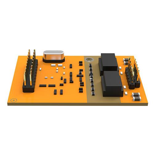 Modulo di espansione con 2 porte BRI.</br>Aggiunge alla centrale 2 porte per accessi base BRI ISDN.</br>Se da installare su centrale S100 o S300, necessita di scheda EX8.</br>