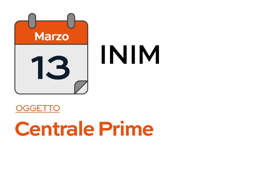 INIM - Corso del 13-03-2019