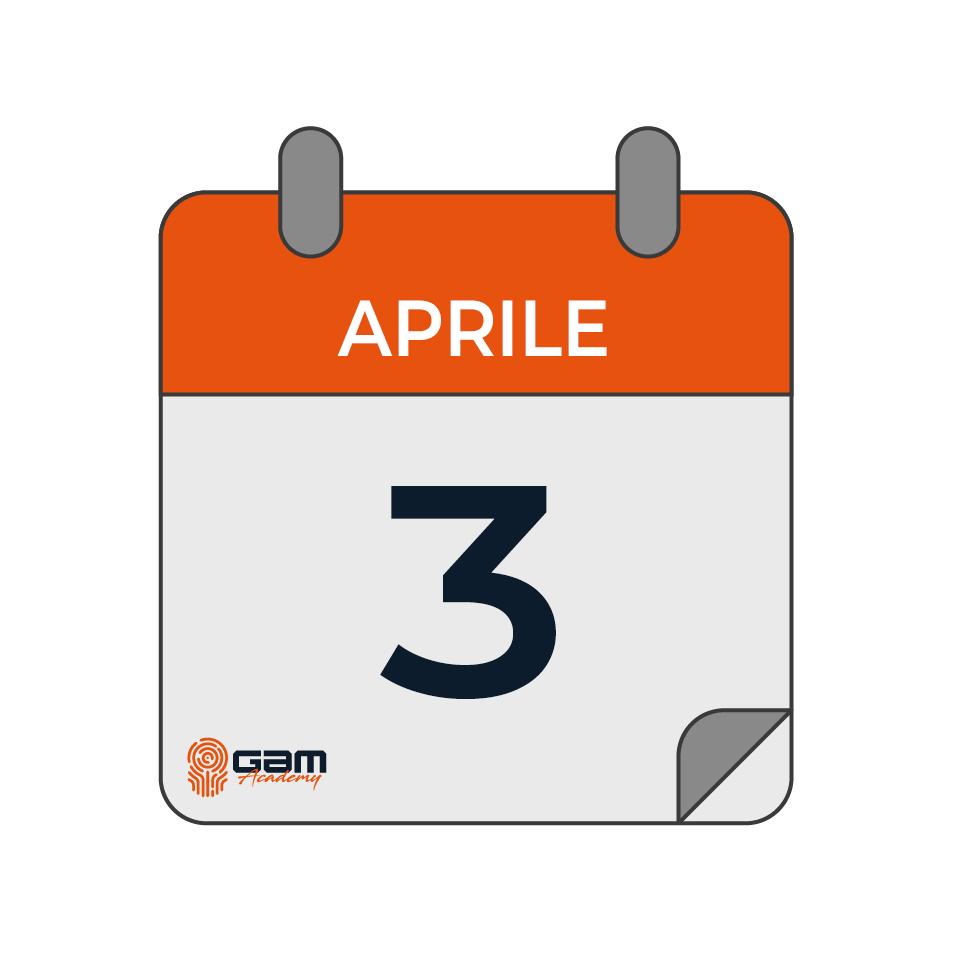 GAM - Corso del 03-04-2019