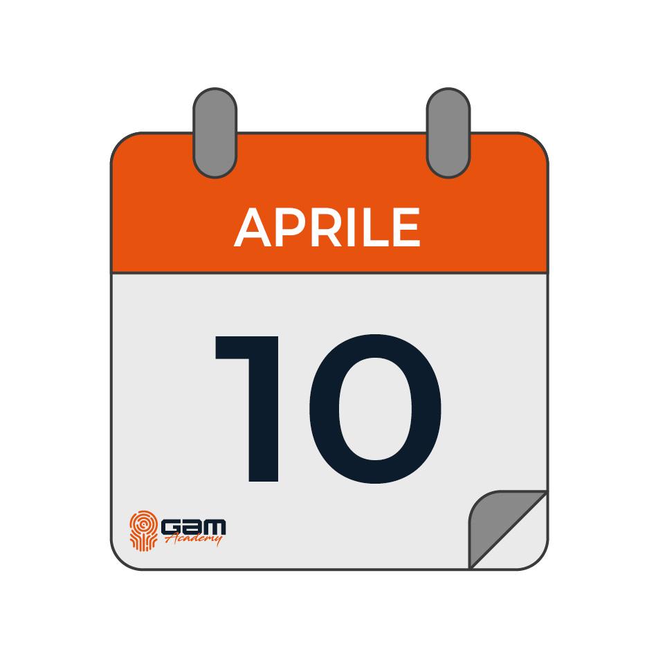 GAM - Corso del 10-04-2019